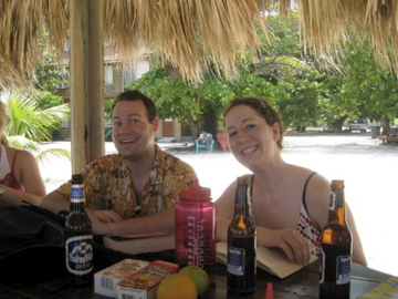 us at isla roatan