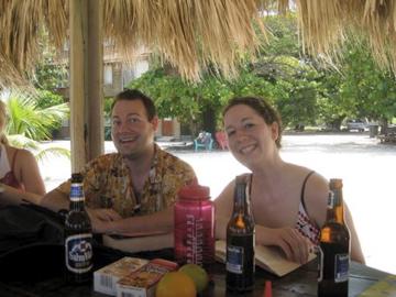 us at isla roatan
